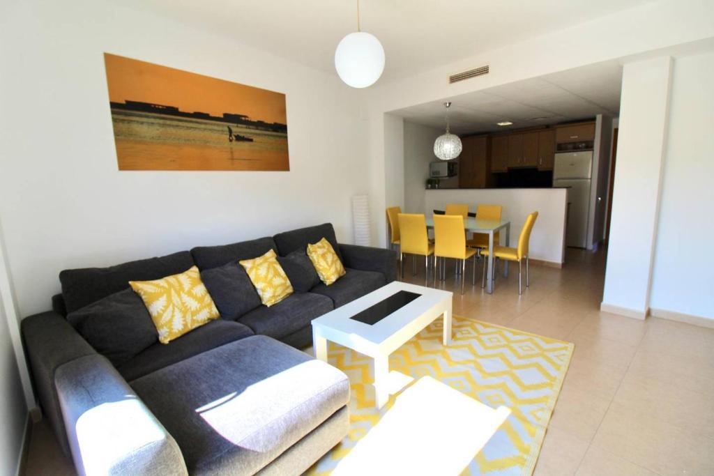 Apartment Delta Ebre Terraza A 950 M De L Ebre Wifi