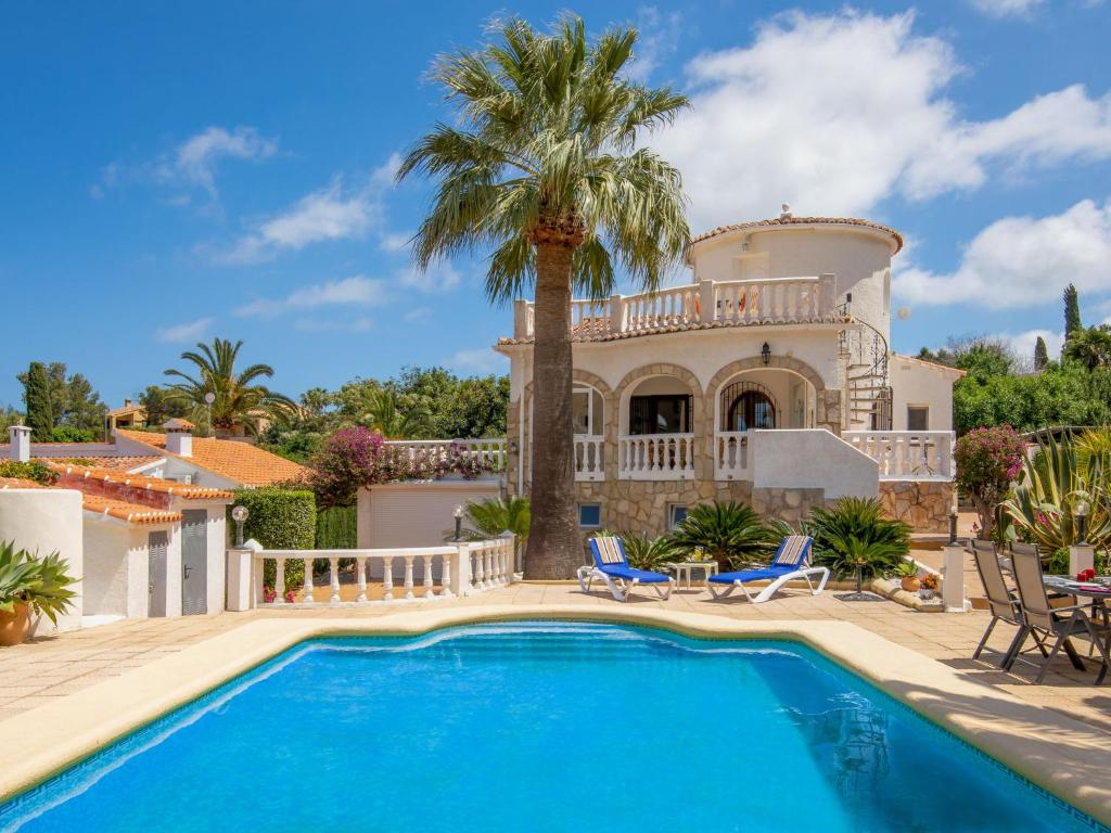 Villa Germanna, Denia, Spain - Booking.com