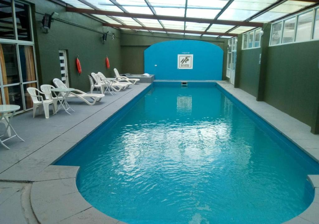 The swimming pool at or near Hotel San Remo Majestic