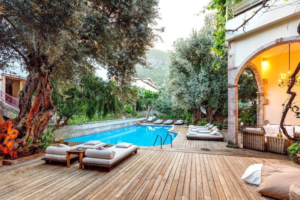 A piscina em ou perto de Jade Residence - Adult Only