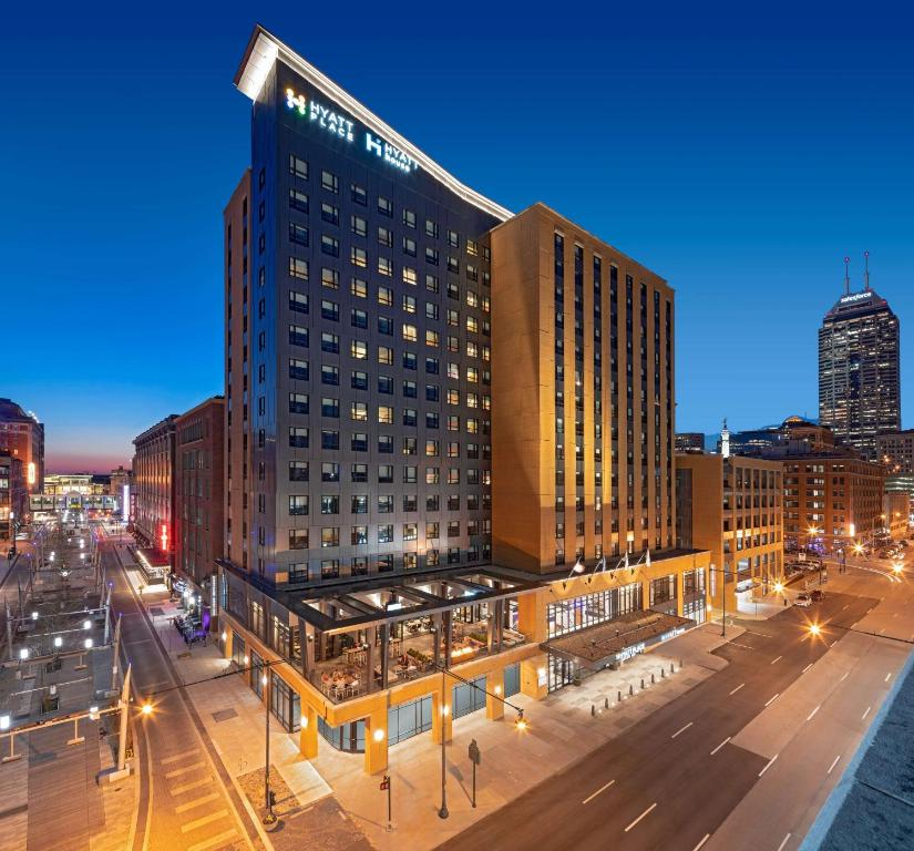 Hotels Downtown Indianapolis Indiana