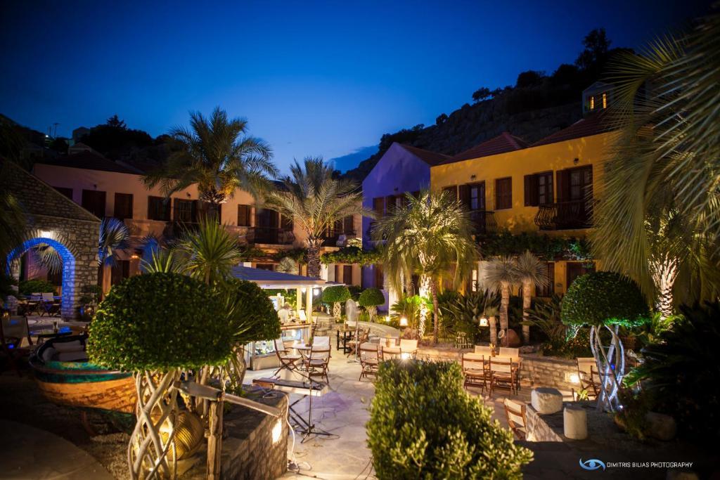 Iapetos Village, Σύμη – Ενημερωμένες τιμές για το 2020