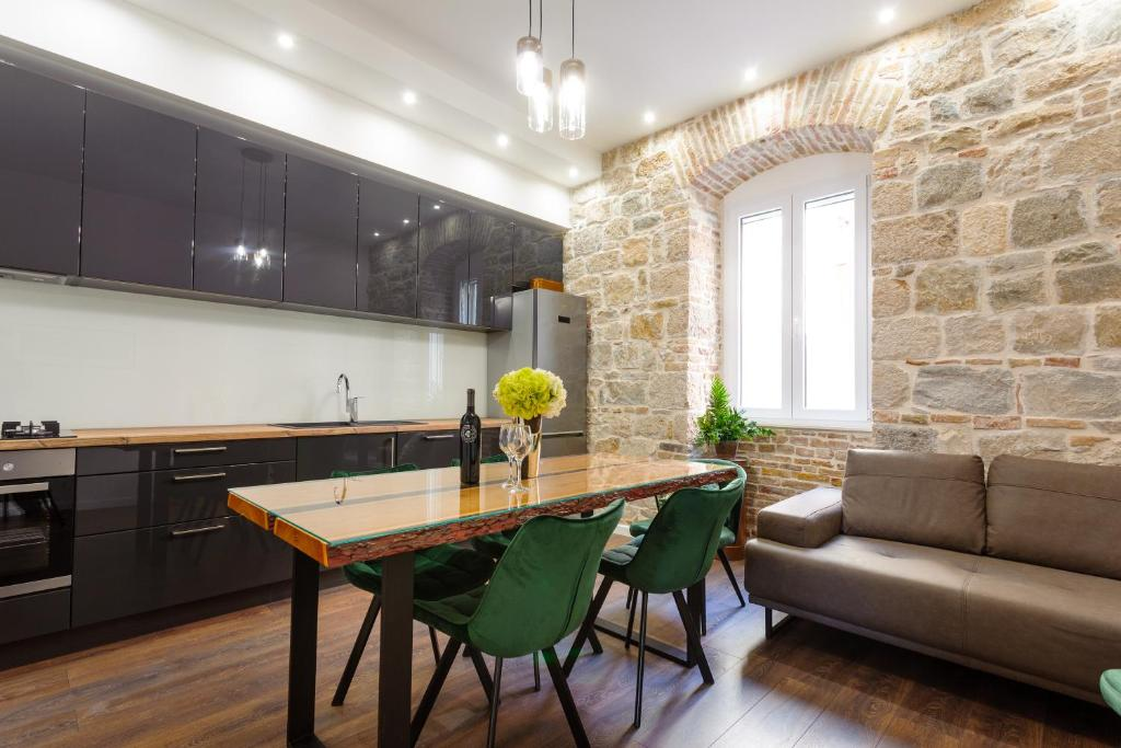 Apartment Antique Stone Split Croatia