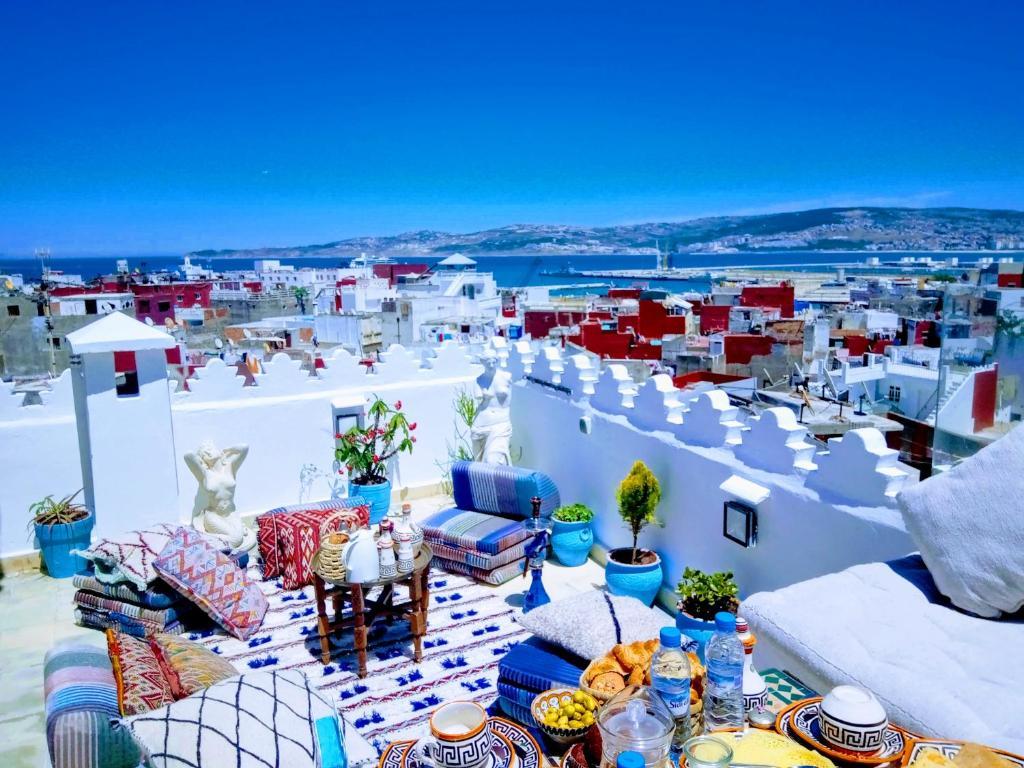 Bed and Breakfast Dar Tin Jaa (Marruecos Tánger) - Booking.com