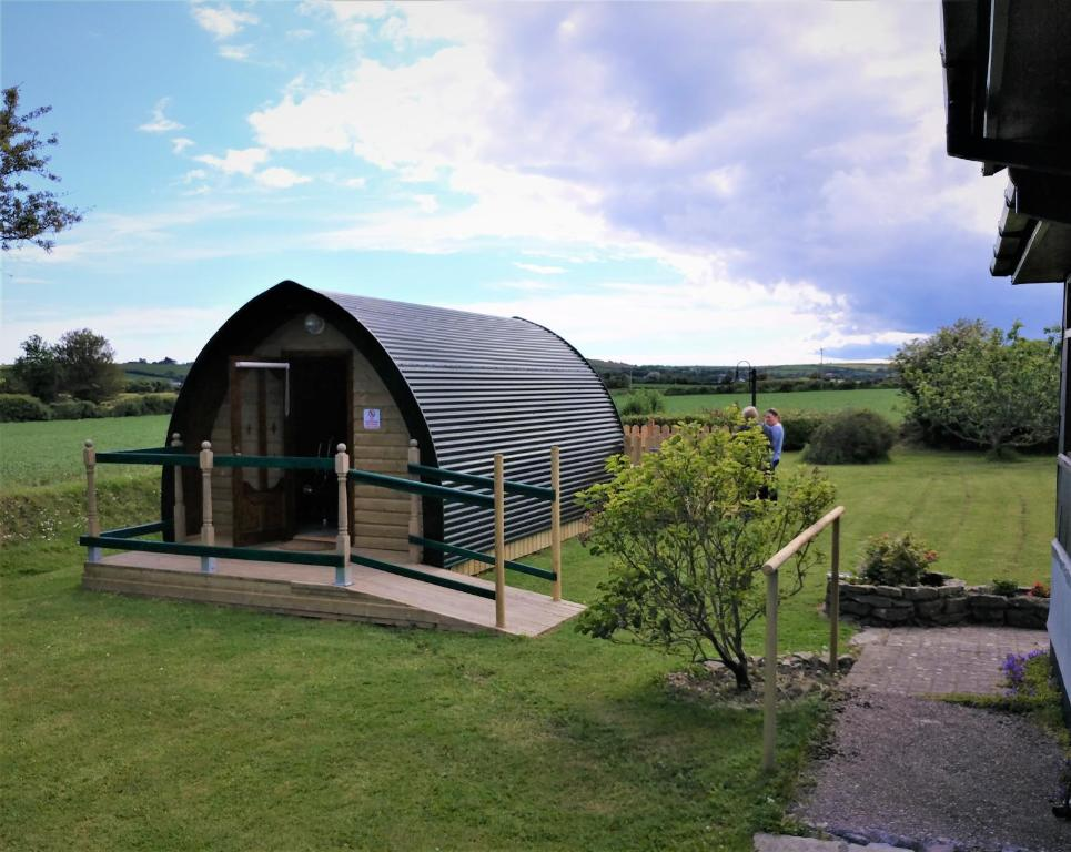 Caravan and camping, West Cork | uselesspenguin.co.uk