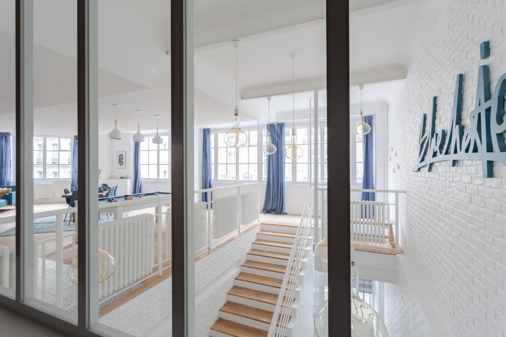 Apartment Luxueux Loft Paris 9 France Booking Com