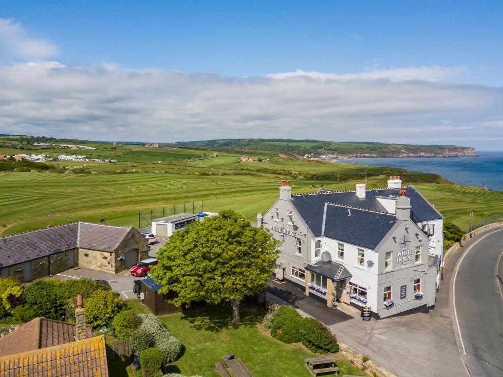 A bird's-eye view of The White House Inn - Whitby