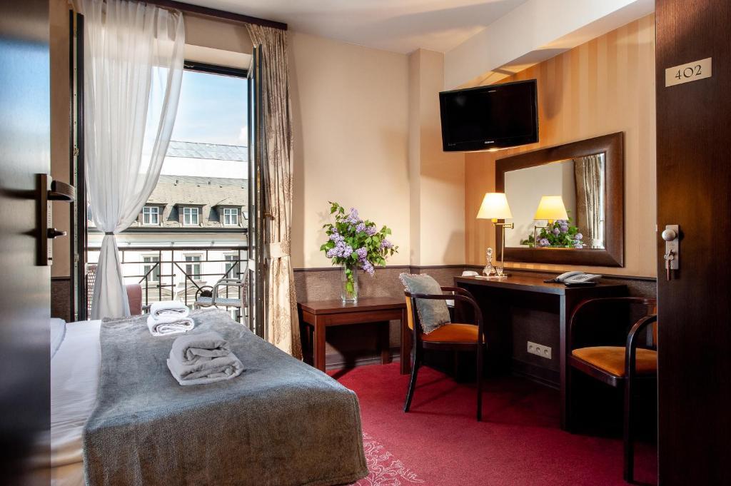Hotel Wielopole Krakow Aktualne Ceny Na Rok 2020