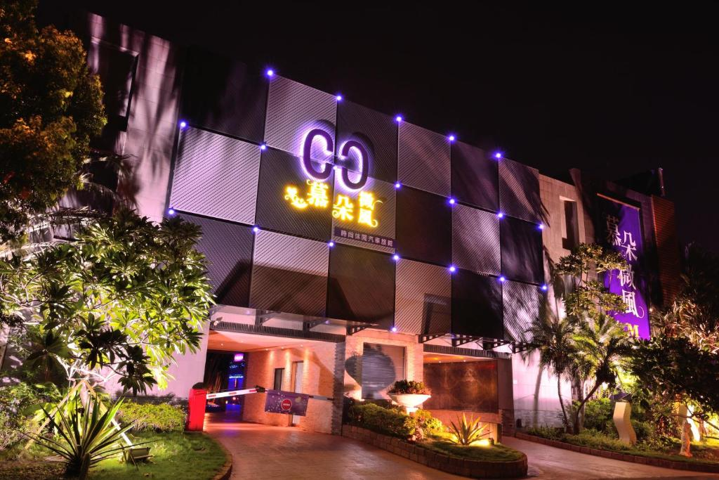 新北慕朵微風汽車旅館