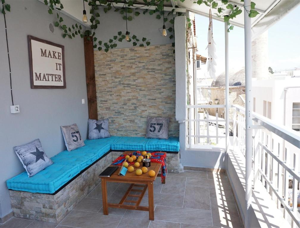 The Downtown Pent Roof Garden Included Rethymnon Paivitetyt