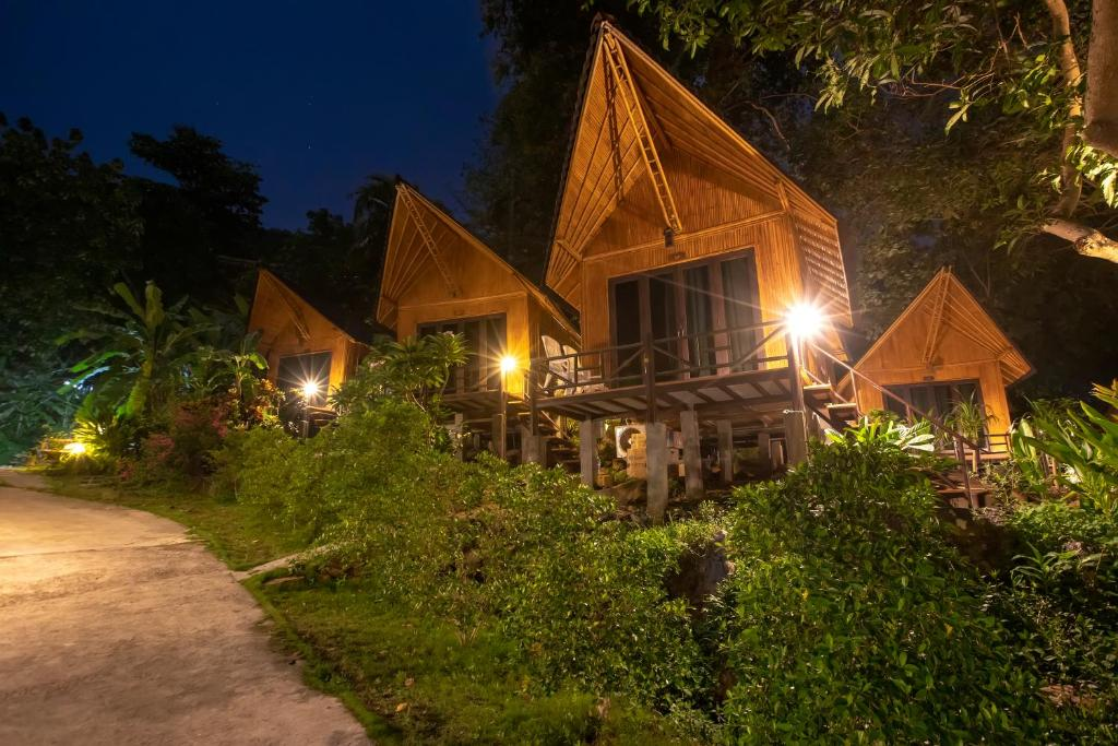 Cove Phi Islands Thailand