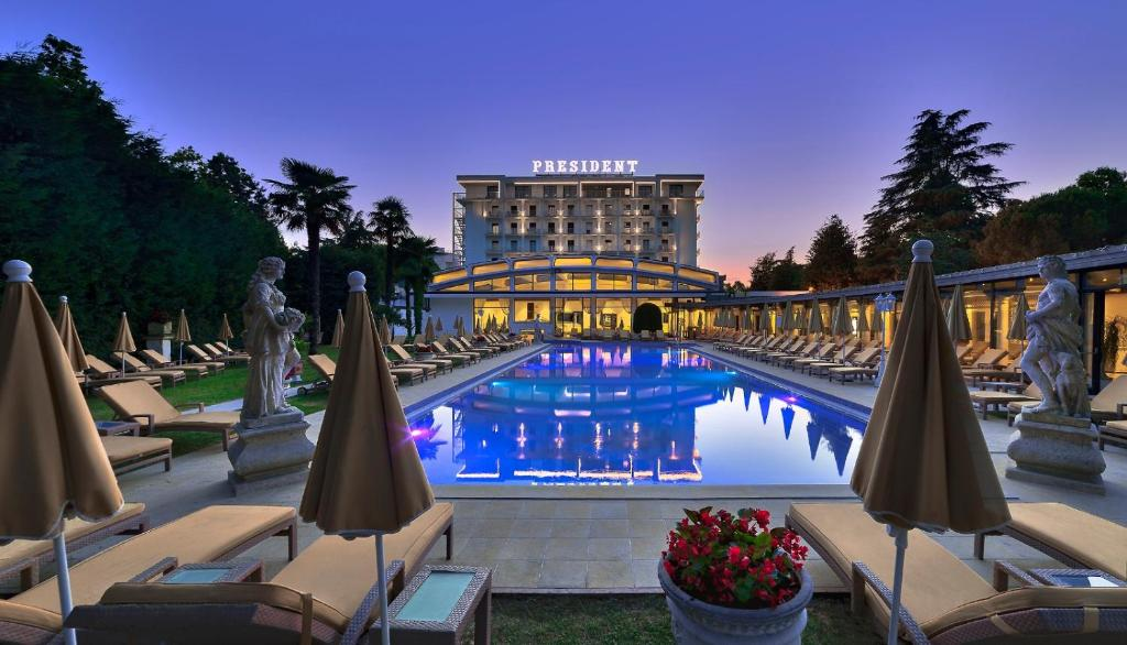 Hotel President Terme (Italien Abano Terme) - Booking.com