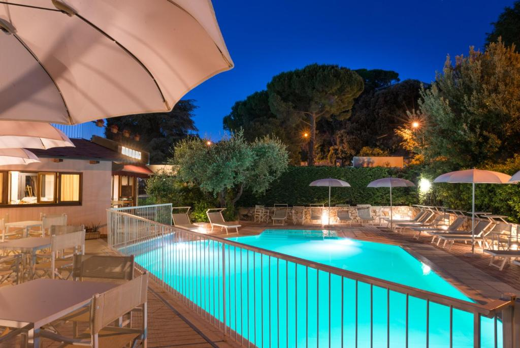 A view of the pool at Duca Del Mare - Hotel Di Nardo group or nearby