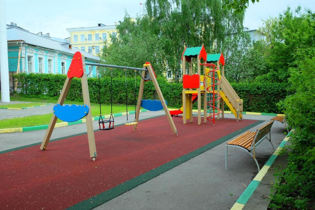 Детская игровая зона в Отель Минин на улице Пожарского