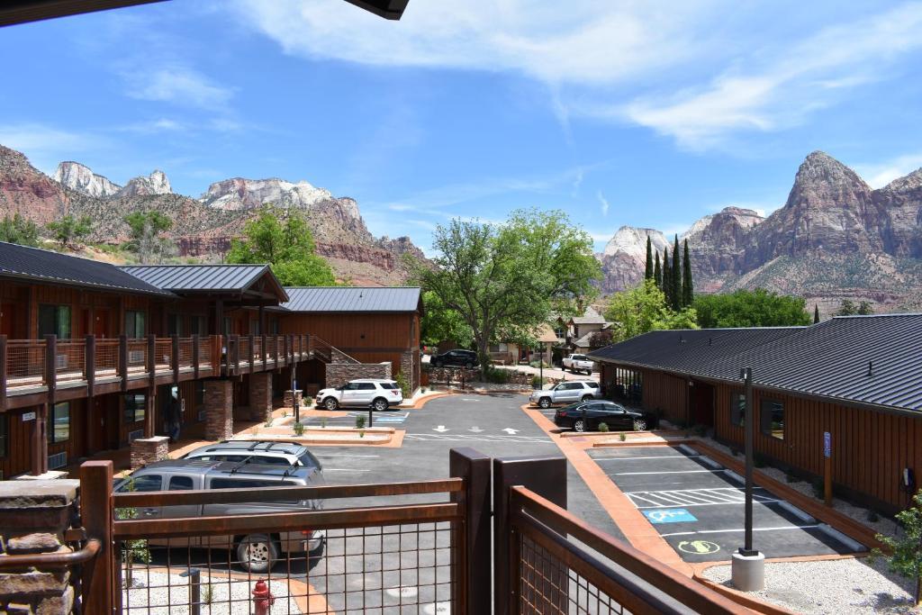 Zion Canyon Lodge, Springdale, UT - Booking com
