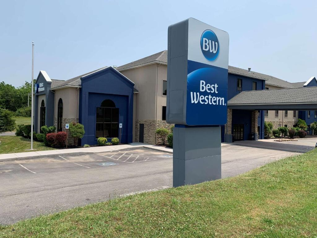Best Western Knoxville Airport Alcoa.