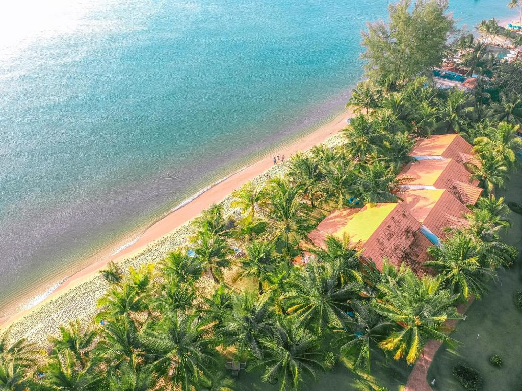 A bird's-eye view of Famiana Resort & Spa