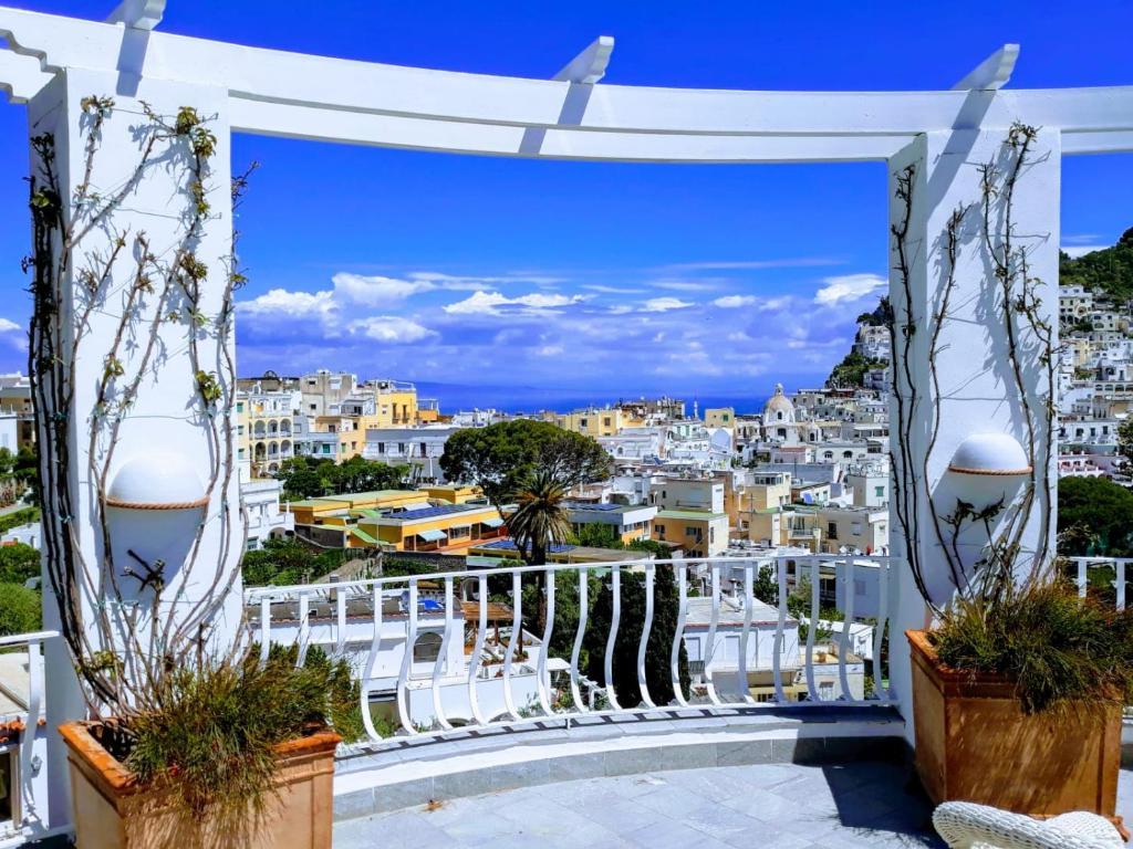 Villa La Terrazza Capri Italy Booking Com