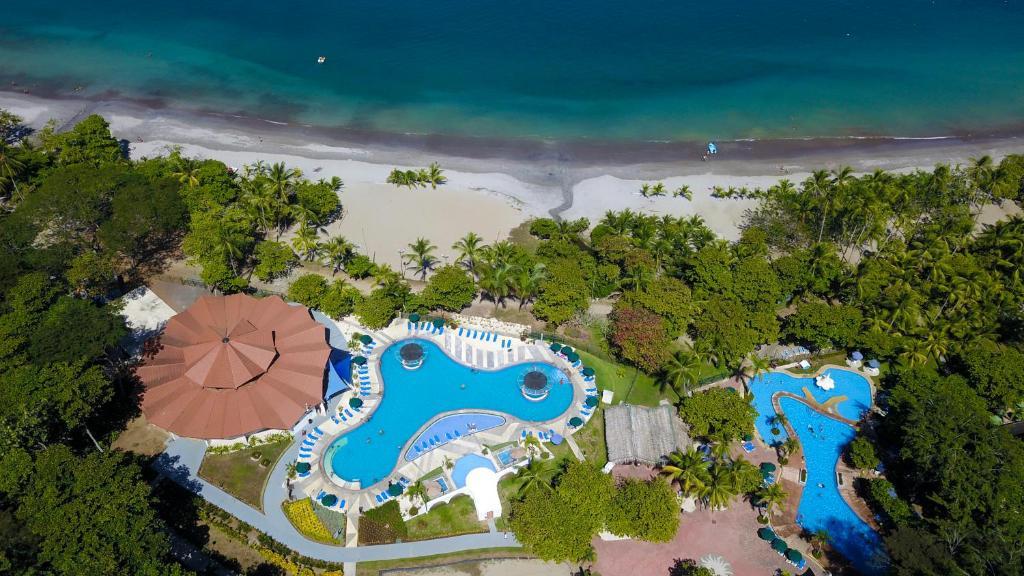 Hotel Punta Leona All Inclusive a vista de pájaro