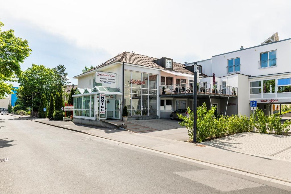 Stadthotel Geis Bad Neustadt An Der Saale Germany