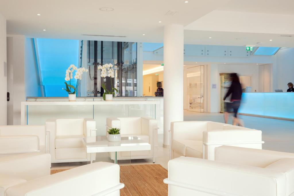 The lobby or reception area at Sentido Toscana Charme Resort