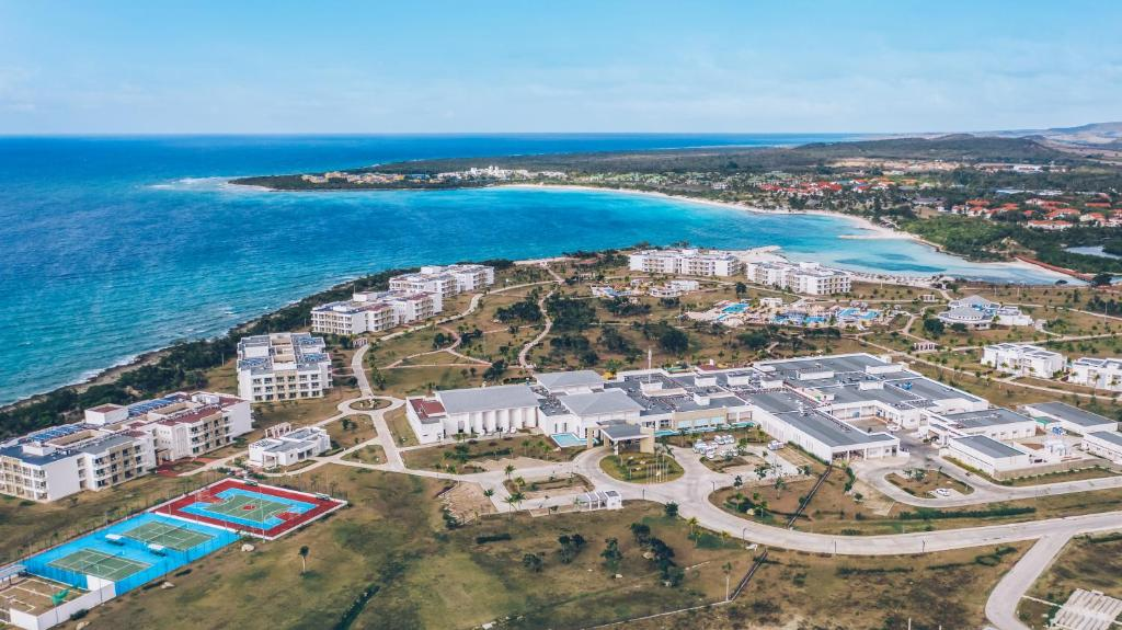 A bird's-eye view of Iberostar Selection Holguín
