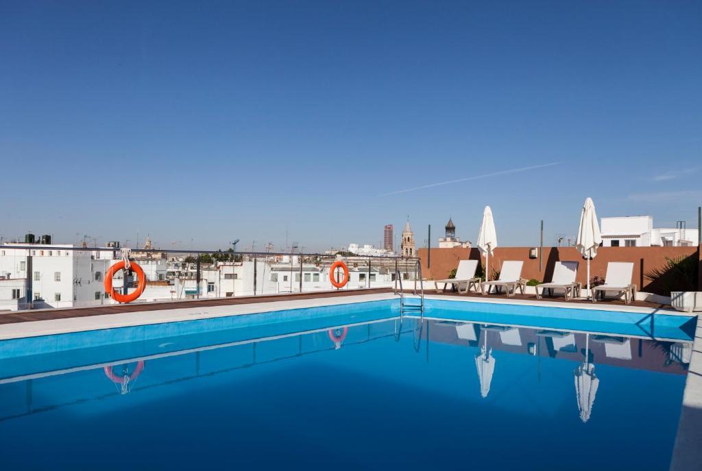 Hotel Don Paco (España Sevilla) - Booking.com