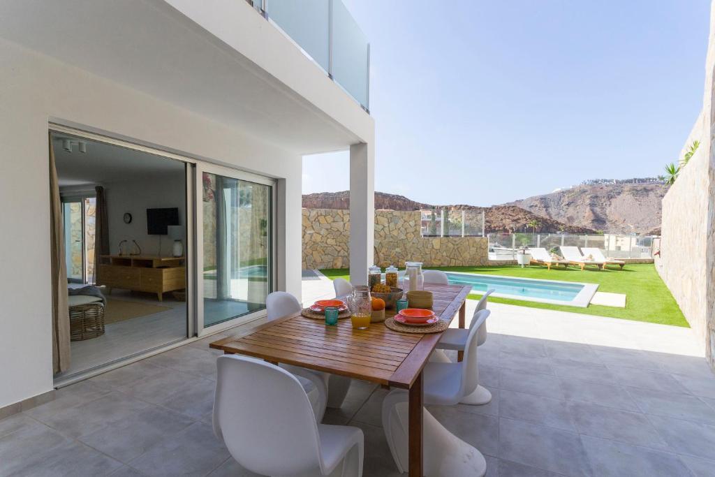ROOFTOP VILLA GRAN CANARIA (Spanje Mogán) - Booking.com