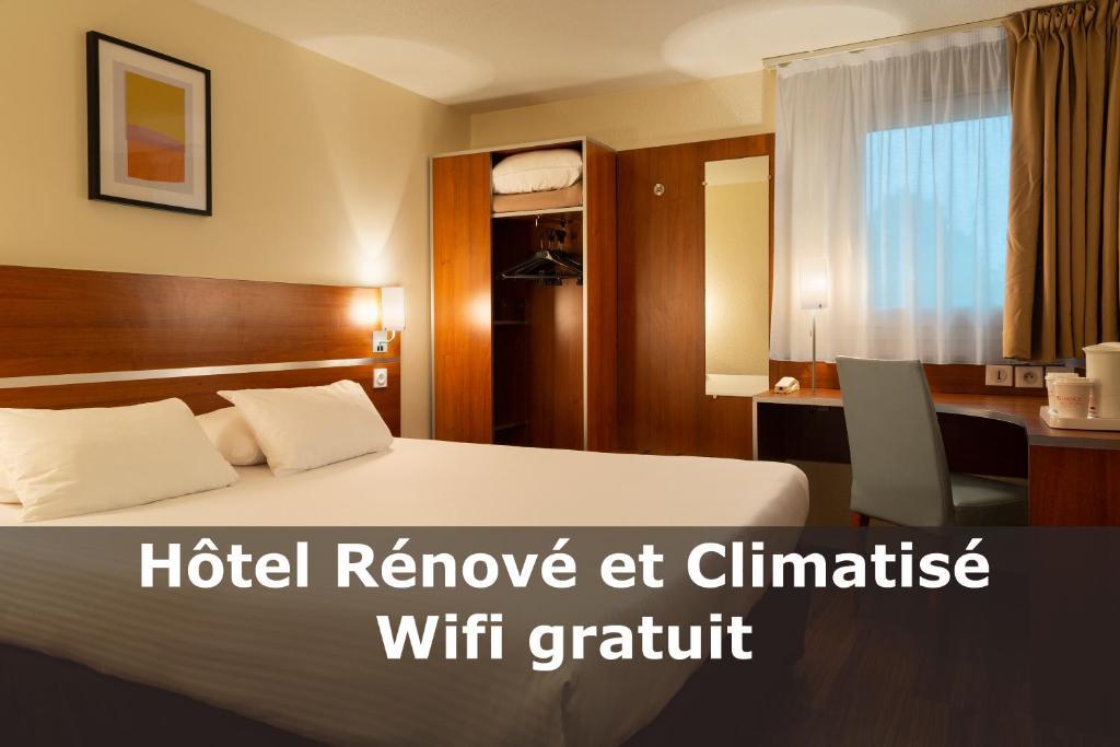 Comfort Hotel Aeroport Lyon St Exupery Saint Exupéry