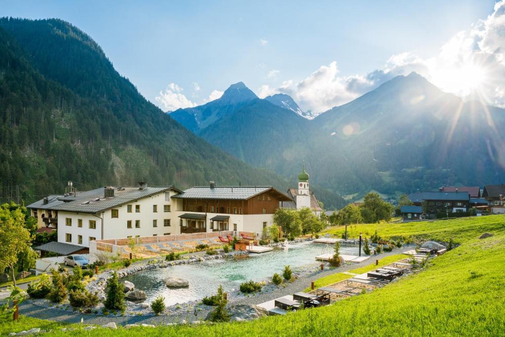 Sankt Gallenkirch, AT vacation rentals: Condos/Apartments