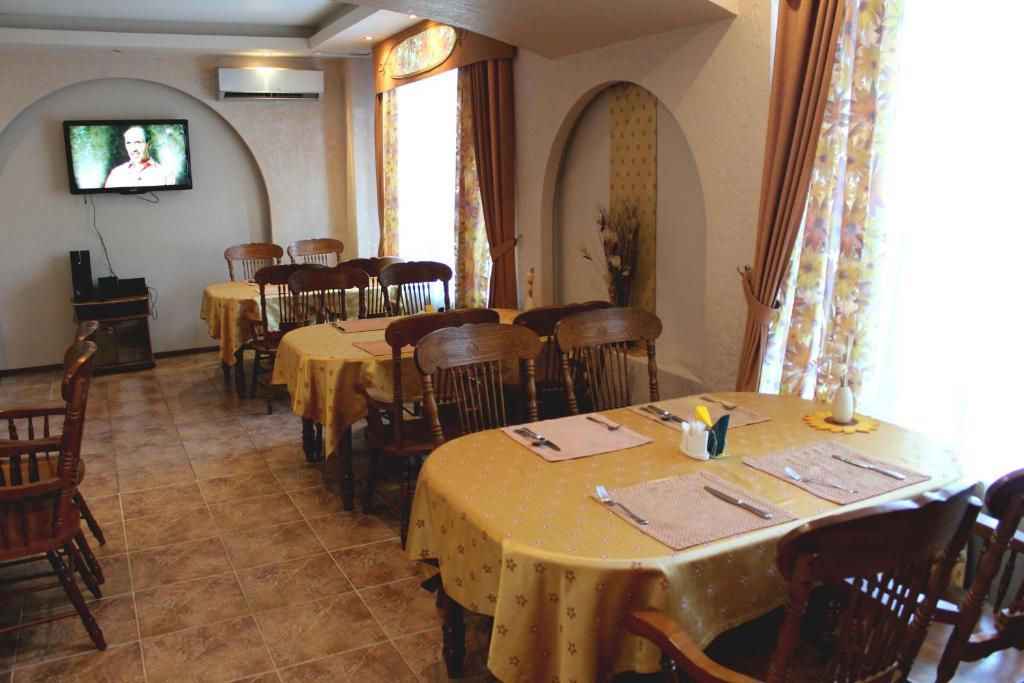 Ресторан / где поесть в Гостиница Украина