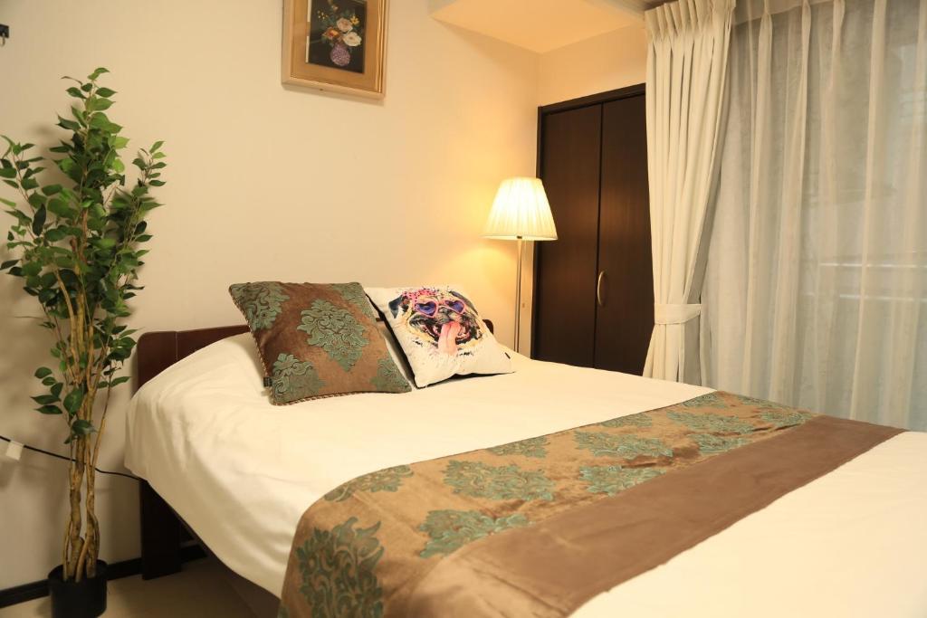 Jade Residence Osaka Japan Booking Com
