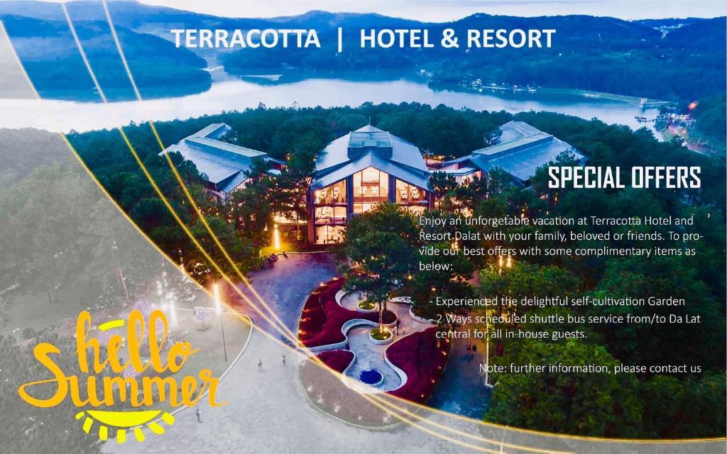 Terracotta Villa Tuyen Lam Lake Dalat