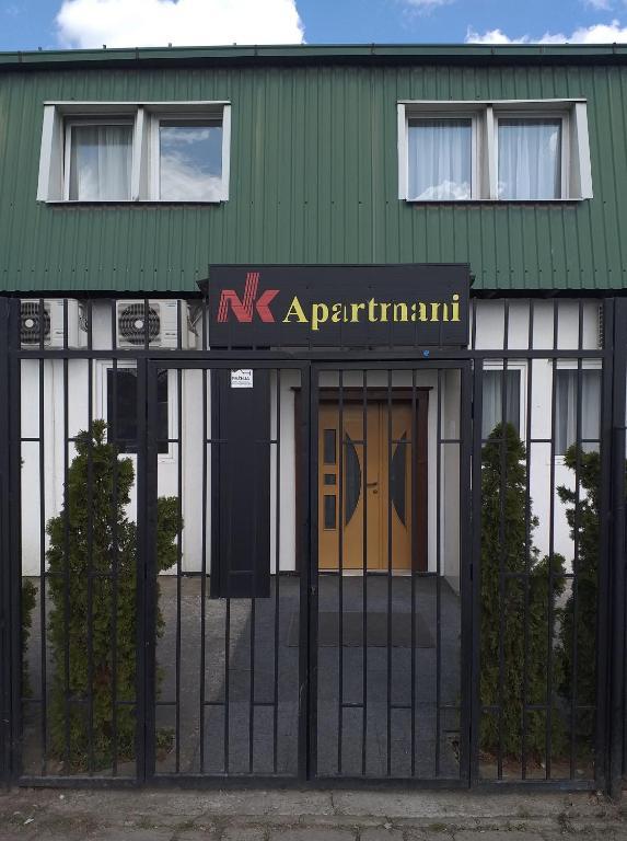 Enka apartmani