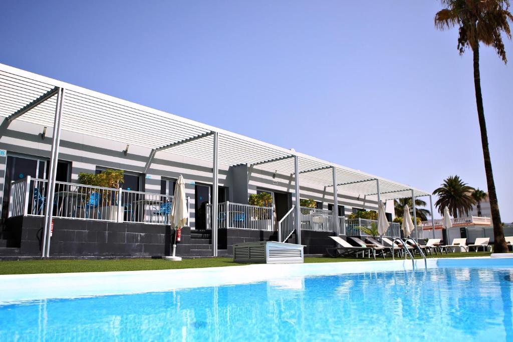 Gute Gay friendly Apartments in Playa del Ingles, Gran Canaria :