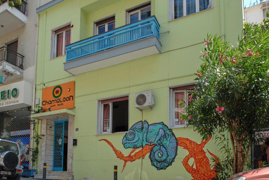 Chameleon Youth Hostel Grecia Atenas Booking Com