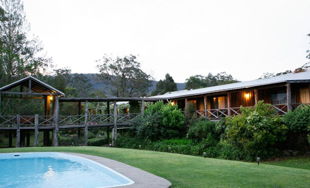 The swimming pool at or near Riverwood Downs Of Barrington Tops