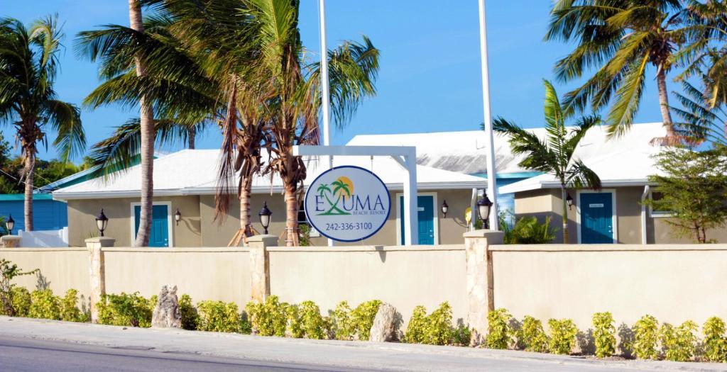 Exuma Beach Resort Georgetown Bahamas