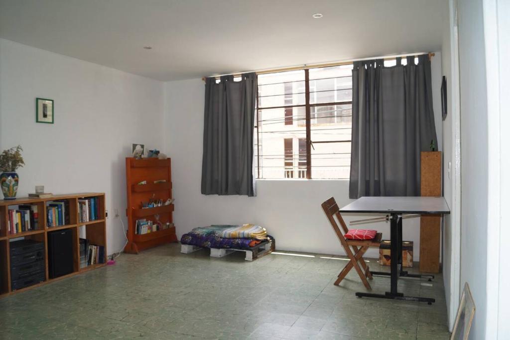 Departamento Art Residency Studio Con Terraza México