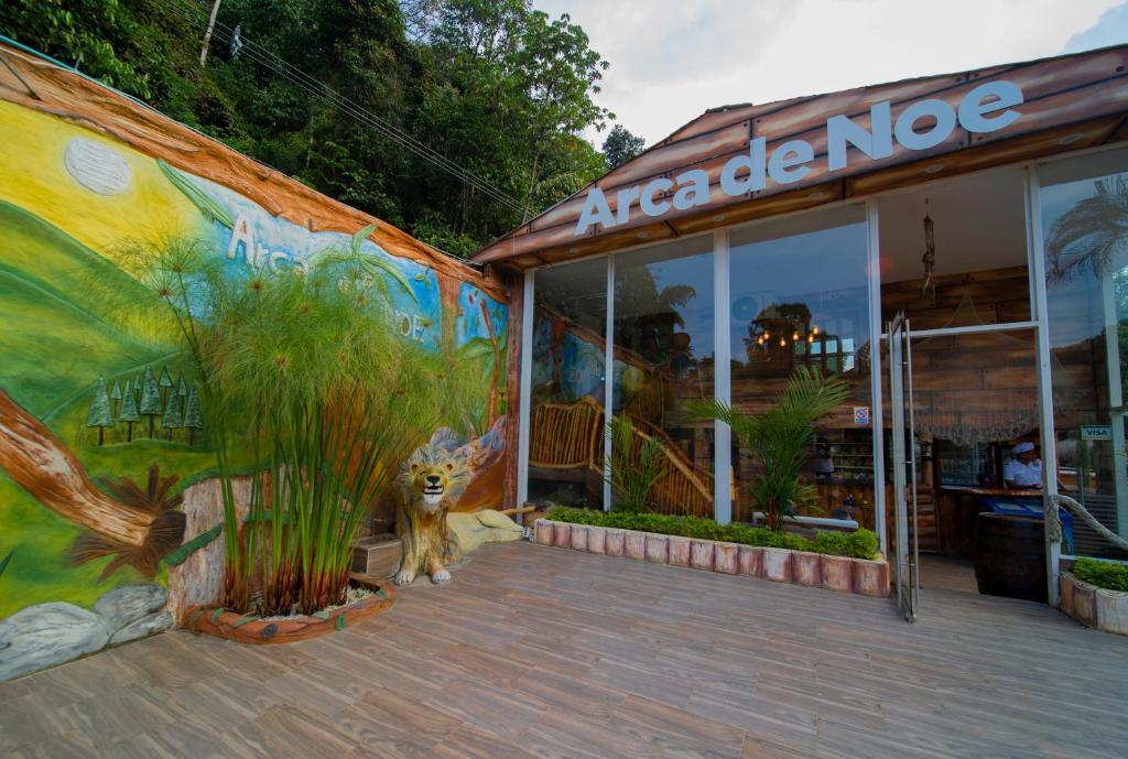 Centro Vacacional El Arca De Noé Pance Cali Precios