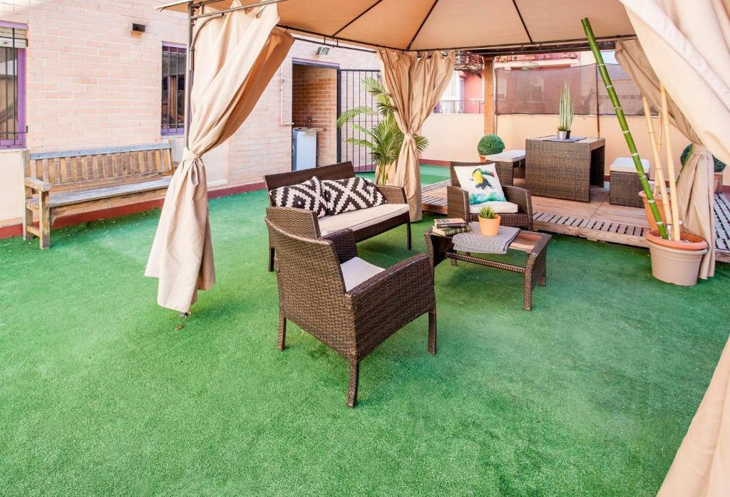 Apartment Gran Terraza Center Valencia Valencia Spain