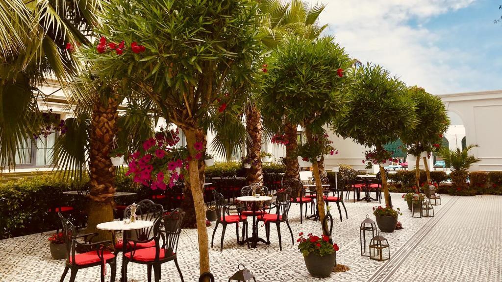 Ресторан / где поесть в Sura Hagia Sophia Hotel