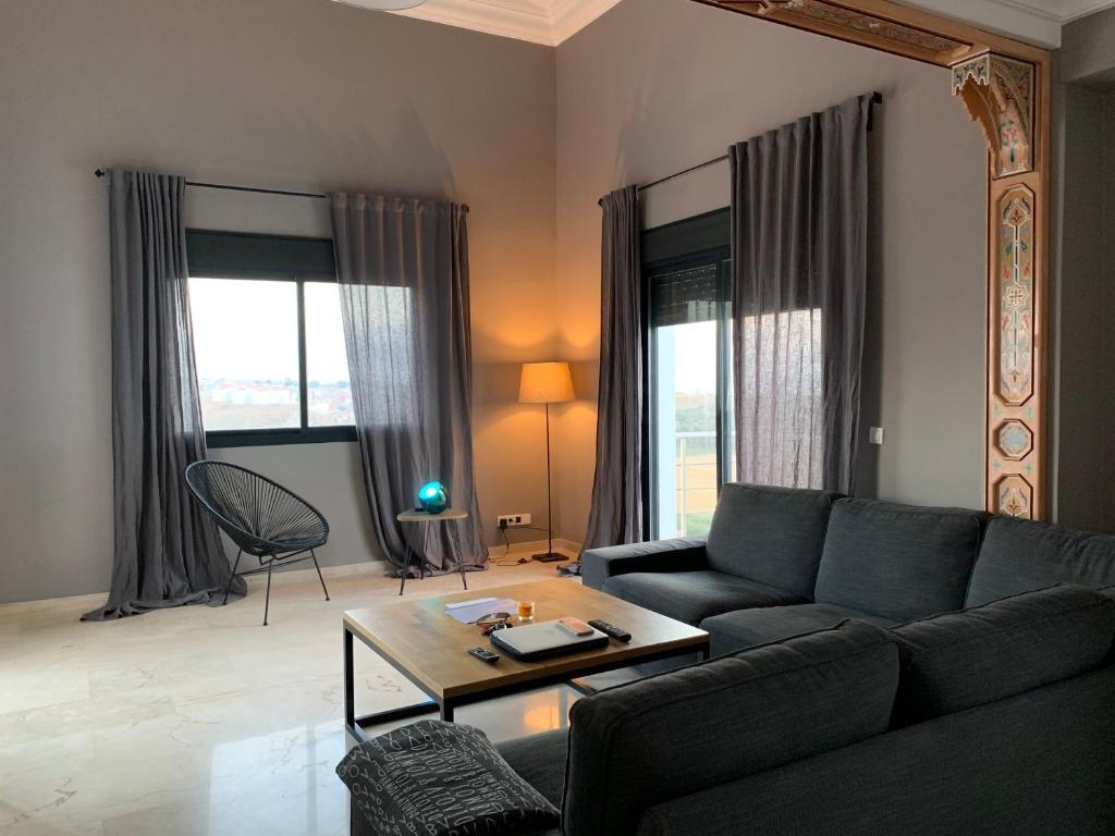 Les Jardins d\'Assilah, appartement moderne. (Maroc Assilah ...