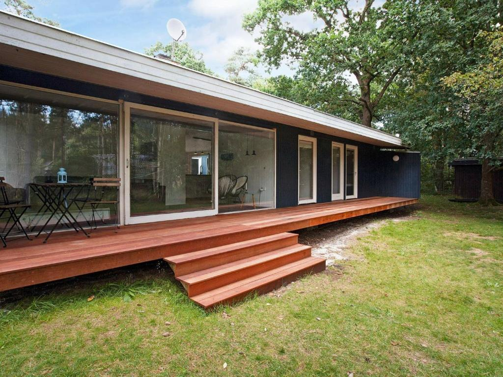 Five-Bedroom Holiday home in Knebel 1