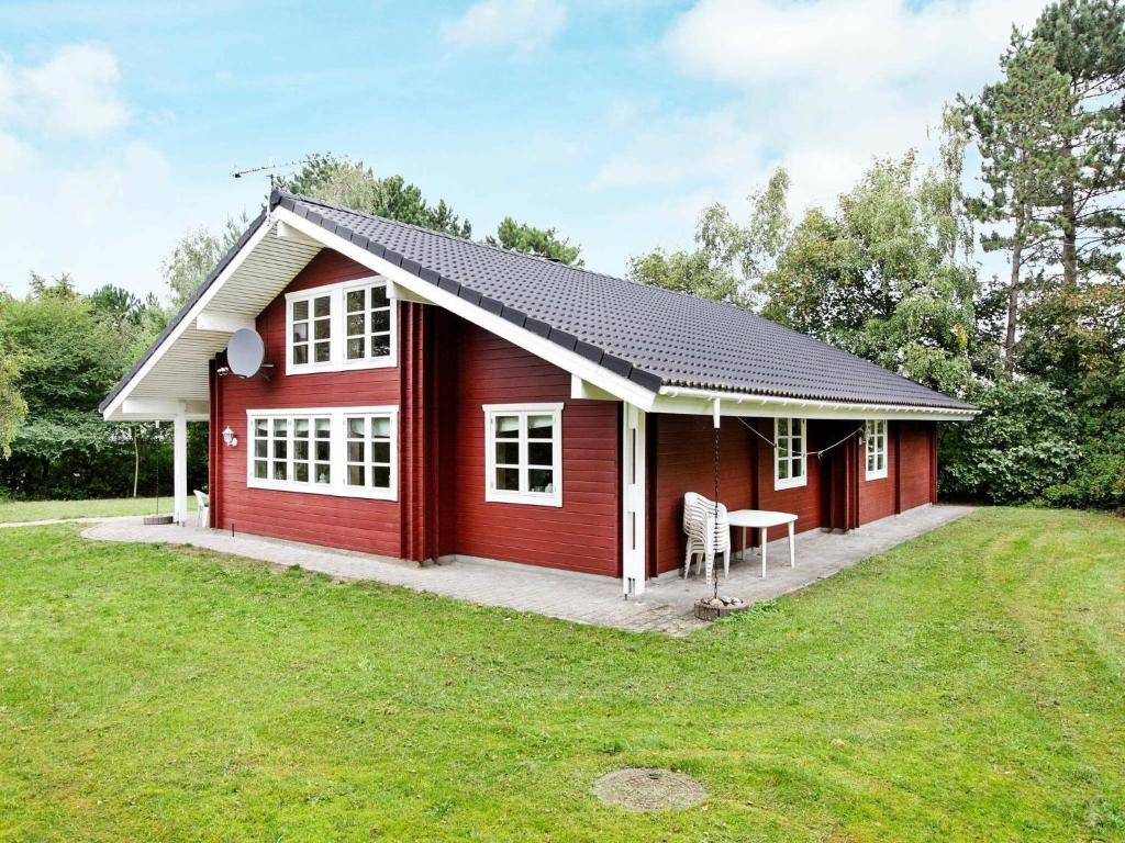 Four-Bedroom Holiday home in Kalundborg 1
