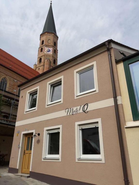 Motel Q Das Kleine Stadthotel Deutschland Dingolfing
