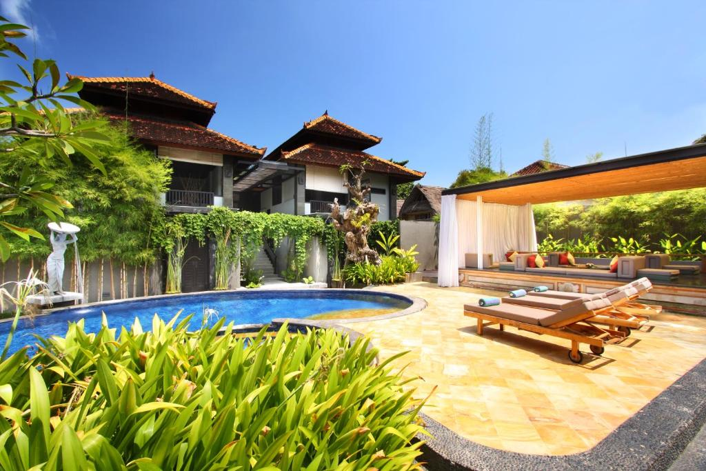 The swimming pool at or close to Annora Bali Villas