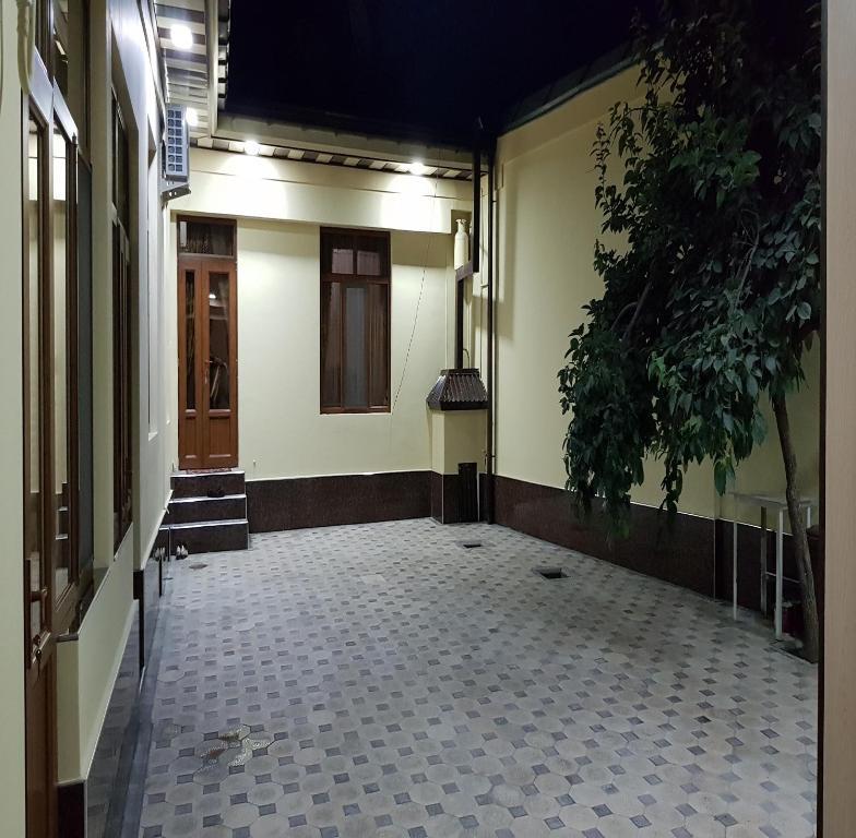 фото новый дом узбекистан зилодние свет