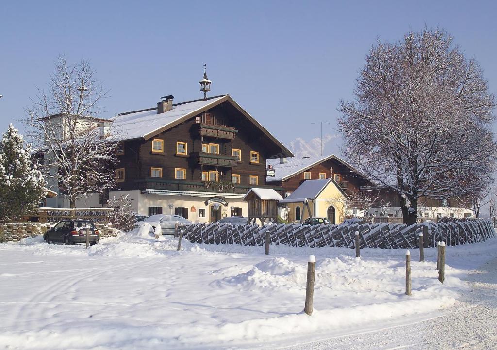 Appartement Hammerschmidt during the winter