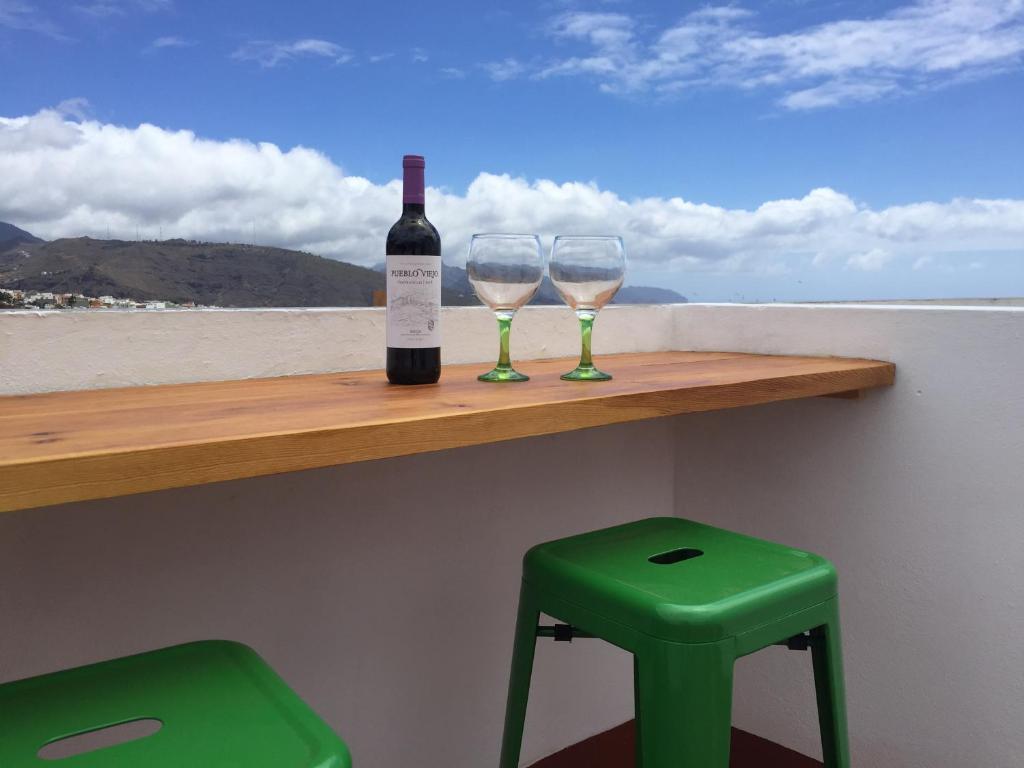 Excellent Cappuccino Apartment Santa Cruz De Tenerife Spain Andrewgaddart Wooden Chair Designs For Living Room Andrewgaddartcom